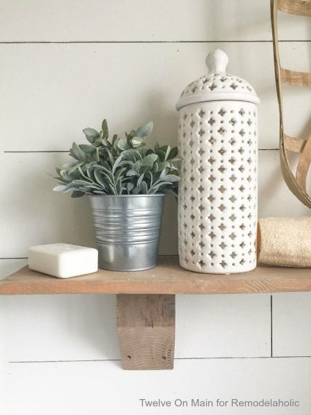 Rustic Farmhouse Shelves By Twelve On Main16