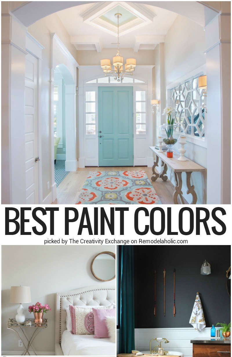Looking For The Right Paint Color For Your Home? We Have Hand Picked  Selections