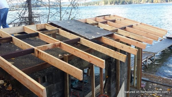 Boat House Renovation Before And After Featured On @Remodelaholic (20)