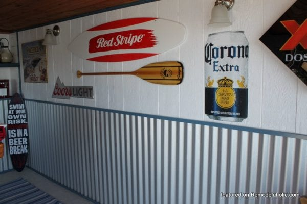 Boat Shed Renovation Before And After Featured On @Remodelaholic (7)
