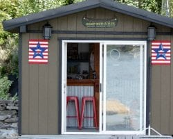 Boat Shed Renovation Feat