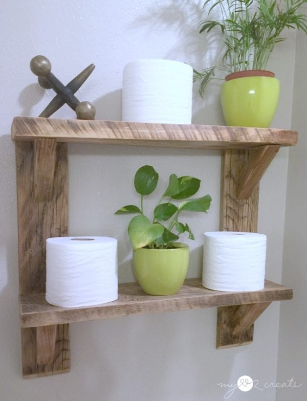 Green Plants On Shelves, MyLove2Create