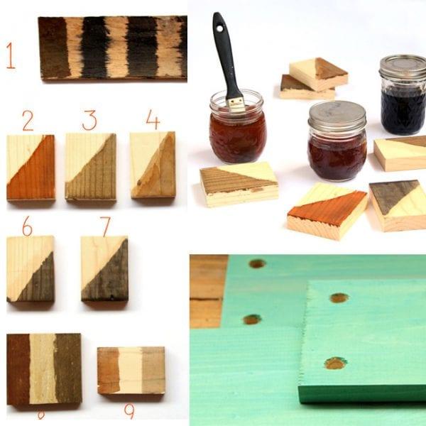 Home Made Wood Stains Apieceofrainbowblog 2b