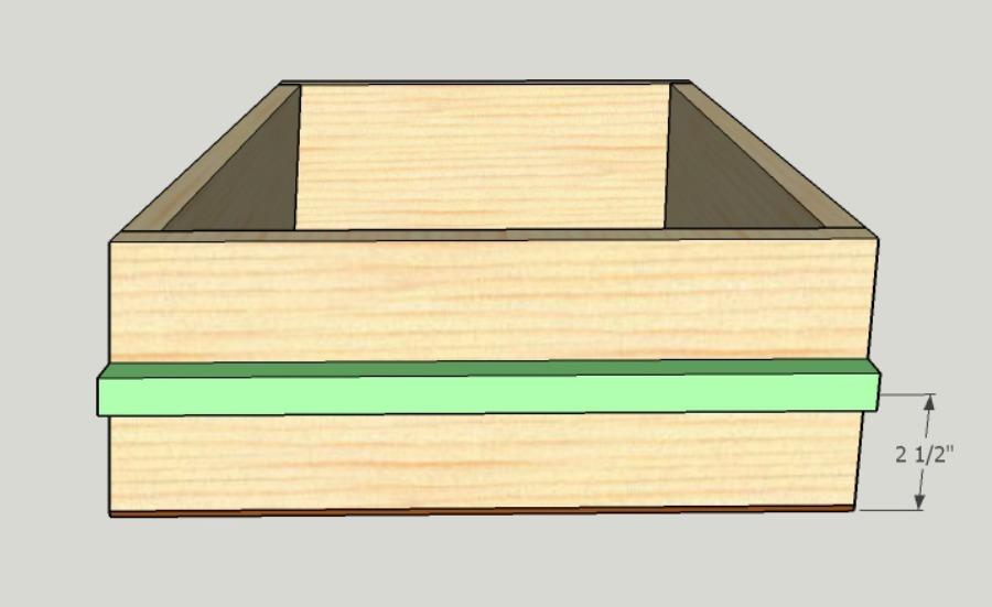 Saws On Skates Mid Century Modern Nightstand Drawer Slides