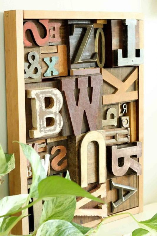 20 Amazing Vintage Home Decor Ideas Make & Do Crew