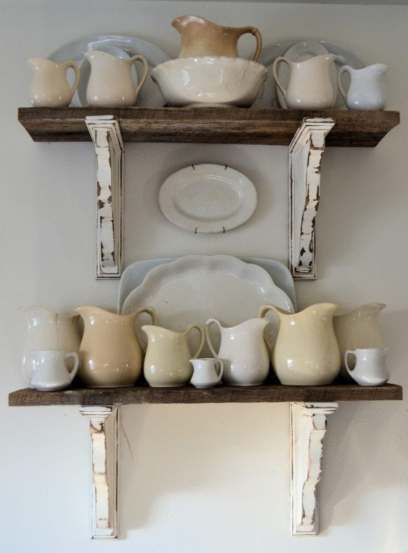 20 Reclaimed Wood DIY Projects Shabby Blog