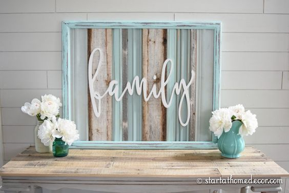 20 Reclaimed Wood DIY Projects Start At Home Decor