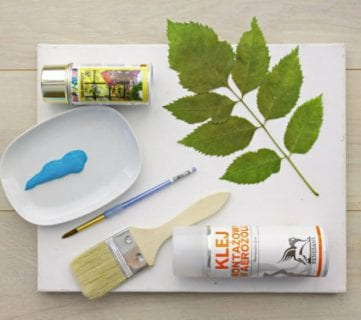 25 DIY Canvas Art Projects for Teens