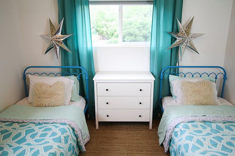 DIY Ikea Dresser Hack Updating With Wallpaper @remodelaholic 1