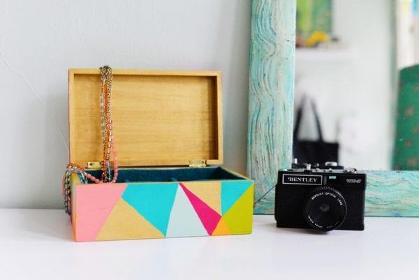 DIY Jewelry Organizer Ideas Brit + Co