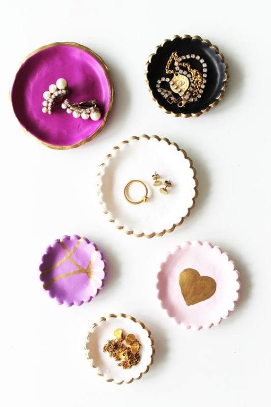 DIY Jewelry Organizer Ideas Hellow Glow