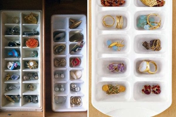 Diy Jewelry Organizer Ideas Real Simple