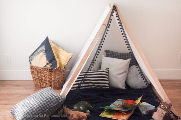 DIY Kids Tent The Learner Observer 15