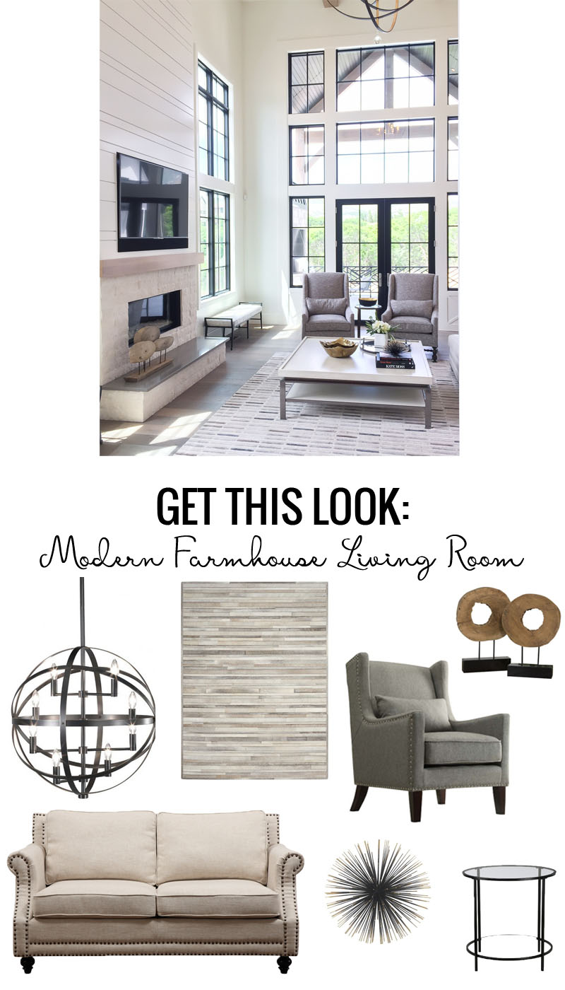 Modern farmhouse living room - Simple And Easy Tips To Give You The Modern Farmhouse Living Room You Always Dreamed Of