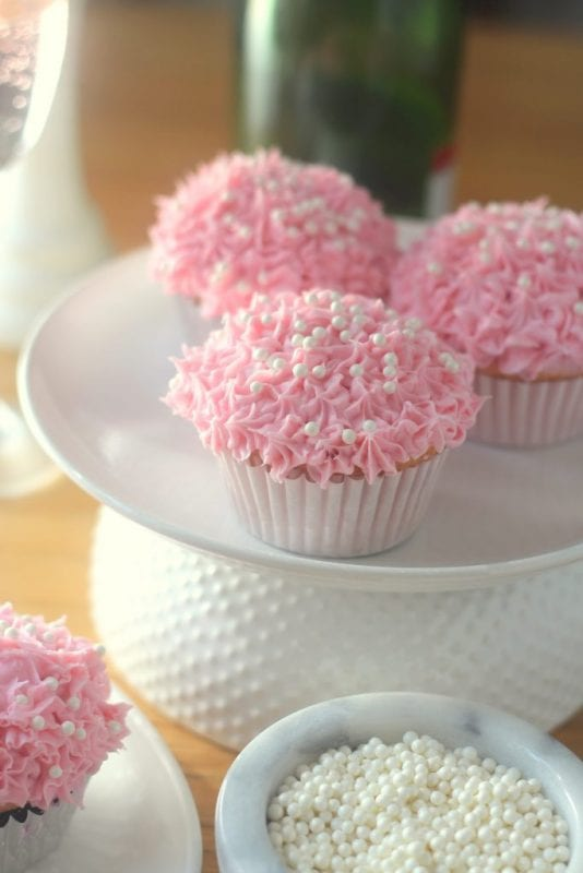 Girl Baby Shower Recipes Blackberry Babe