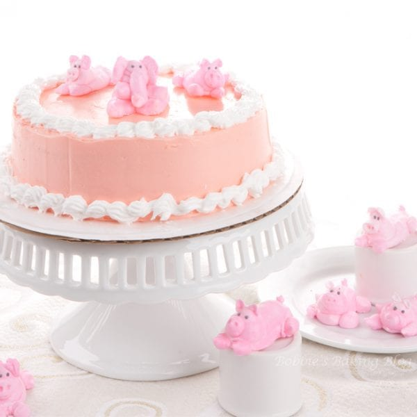 Girl Baby Shower Recipes Bobbies Baking Blog