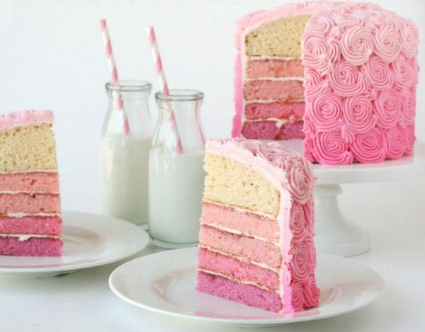 Girl Baby Shower Recipes Feature