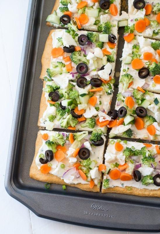 Pizza Inspired Recipes Dear Crissy