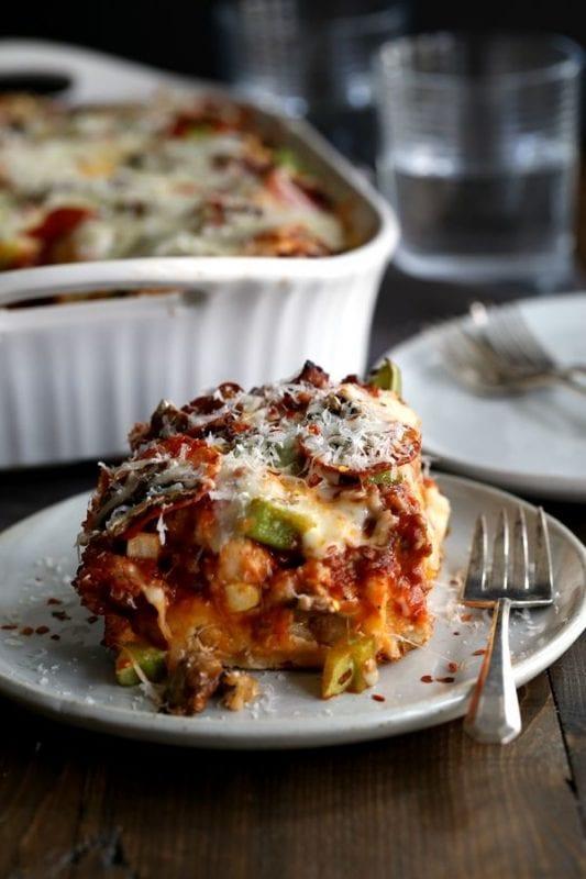 Pizza Inspired Recipes Melanie Makes