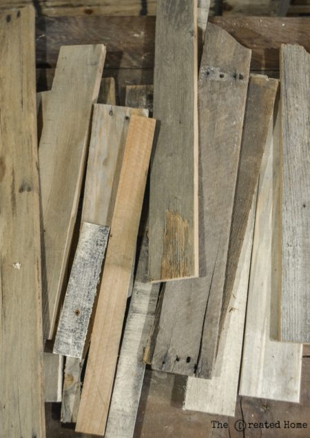 Diy Rustic Pallet Hearts Tutorial, The Created Home On @Remodelaholic (9)