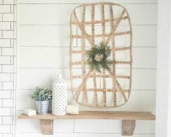 Feat Rustic Farmhouse Shelves By Twelve On Main18