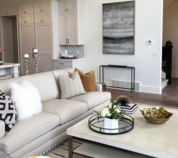 Modern Farmhouse Living Room 1 2
