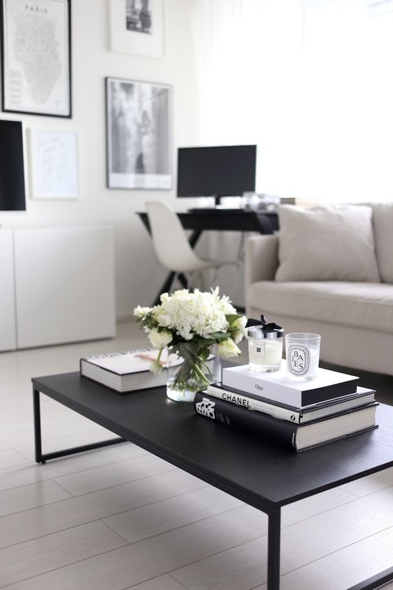 Remodelaholic | The 6 Step Formula to Style the Perfect Coffee Table