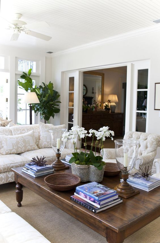 How To Style A Coffee Table remodelaholic | the 6 step formula to style the perfect coffee table