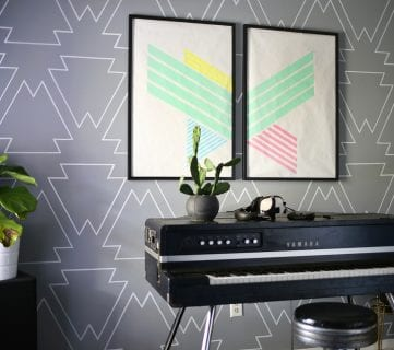 15 Amazing DIY Sharpie Walls