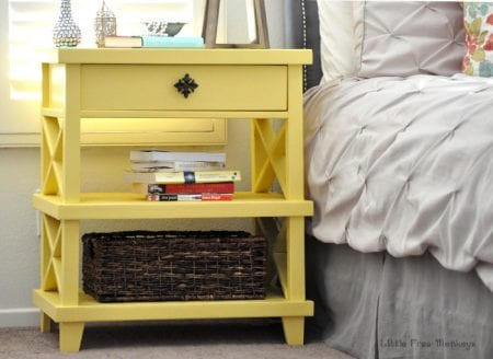 Plywood is a great material for building furniture. Get inspired with one of these 25+ Stunning plywood furniture DIY Projects featured on Remodelaholic.com