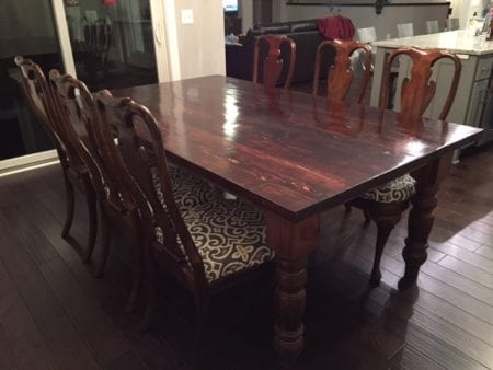 Nice How to build a farmhouse table constructionstyle