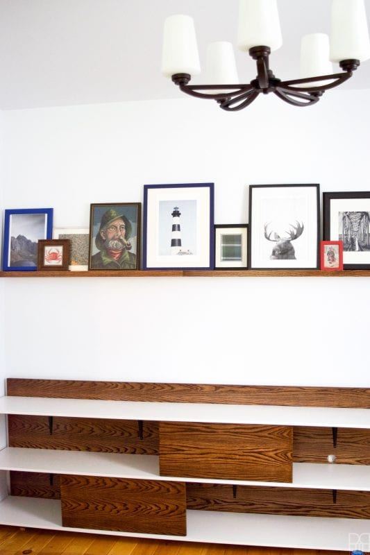 Modern Plywood Shelves Pmqfortwo