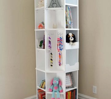 20+ Plywood Shelving Projects You Can Build