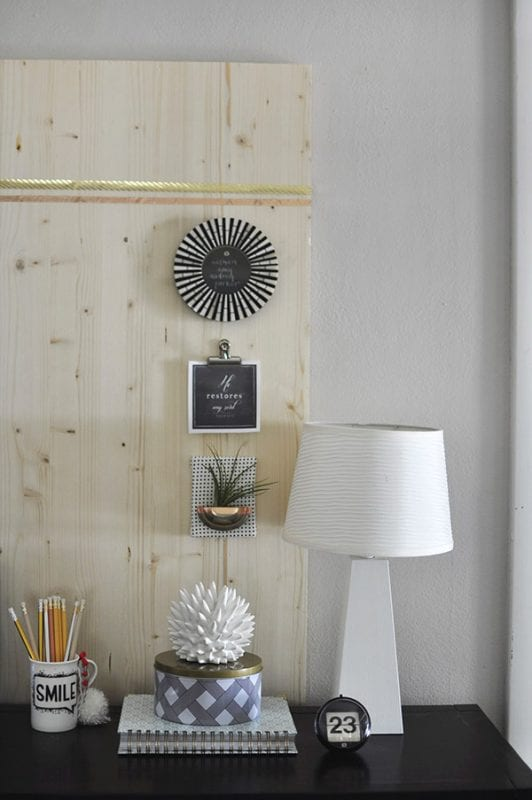 Plywood Decor Projects DYD