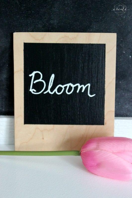 Plywood Decor Projects Love Create Celebrate Polaroids