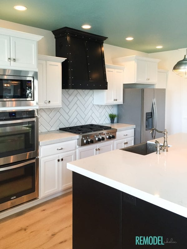 Remodelaholic Get This Look A Colorful White Kitchen