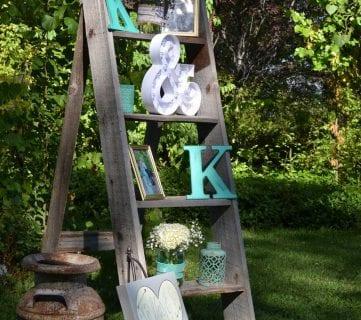 Friday Favorites: Vintage Ladder Plans and Budget Cabinet Makeover