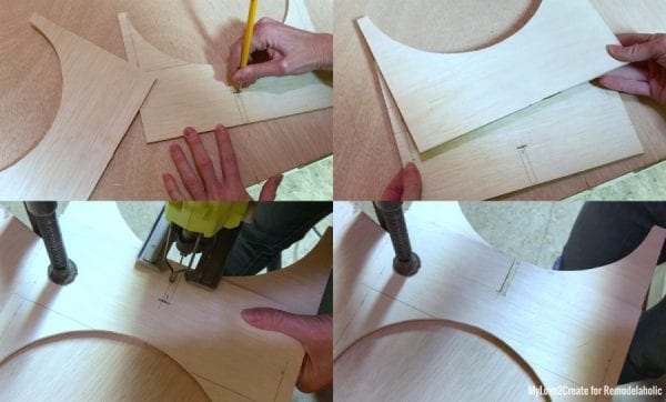 Cutting Out Notches For Cross Based Sections, MyLove2Create