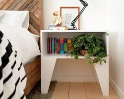 Feat Easy Nightstand Building Tutorial @Remodelaholic