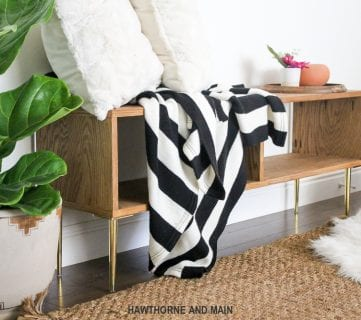 Grab a Seat! 25 Amazing DIY Plywood Benches and Other Seating Ideas