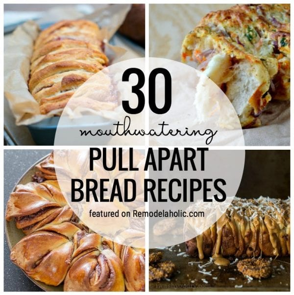 Pull Apart Bread Fb