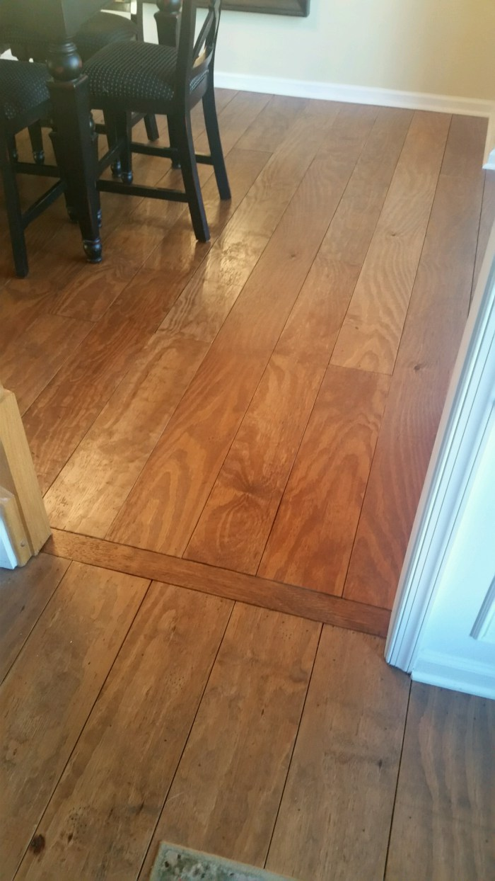 Remodelaholic diy plywood flooring pros and cons tips addicted2projects plywood plank flooring tutorial dailygadgetfo Gallery