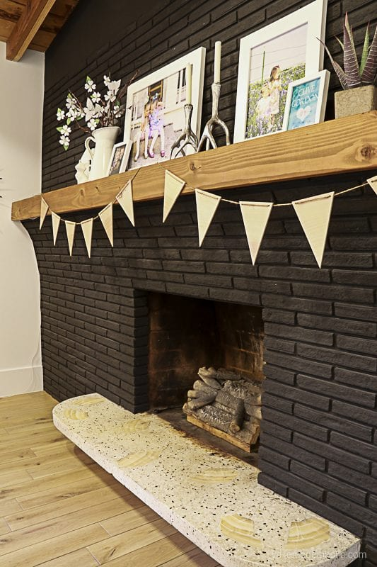 Easy Plywood Pennants By Remodelaholic 5