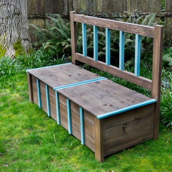Garden Storage Bench Final 1