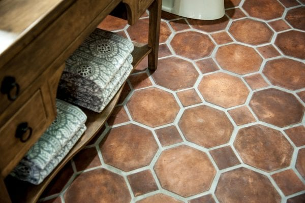 Hot Sauce House Tile Floors Via Magnolia Market