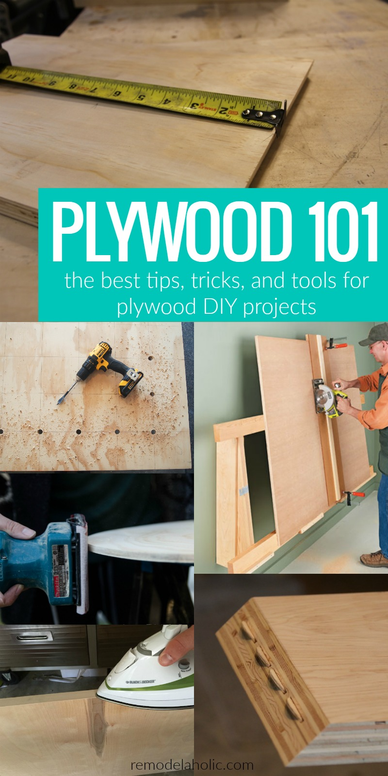 Plywood 101: Best Plywood Tips For
