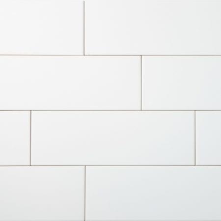 Bold Bathroom Design 03, Subway Tile Backsplash