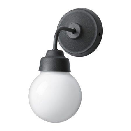 Bold Bathroom Design 10 Wall Lamp