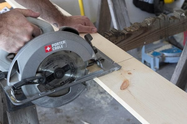 Cut With Circular Saw, Blesser House