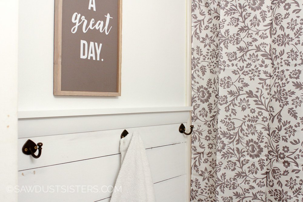Remodelaholic How To Install An Inexpensive Shiplap